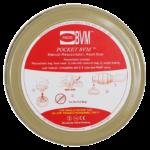 Pocket BVM w/O2 Tubing