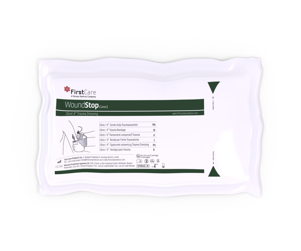 WoundStop Care 1 Bandage