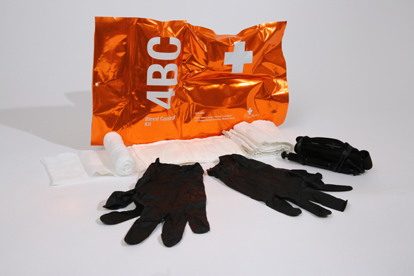4BC Kit - bleeding control kit