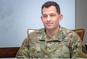 US veteran Maj. Karl D